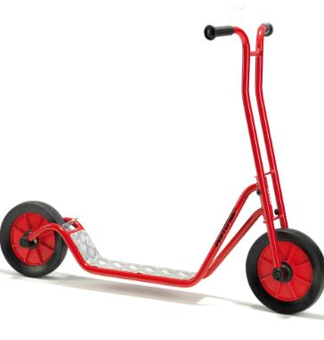 Winther Fahrzeuge Roller groß 7-10 Jahre VIKING 8900467